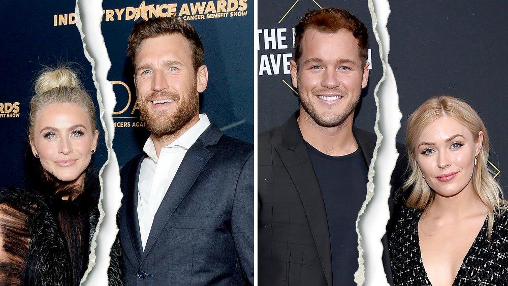 Celebrity Couples Who've Split Amid the Coronavirus Quarantine