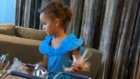 Every Time Chrissy Teigen and John Legend's Daughter Luna Has Rocked a Princess Dress