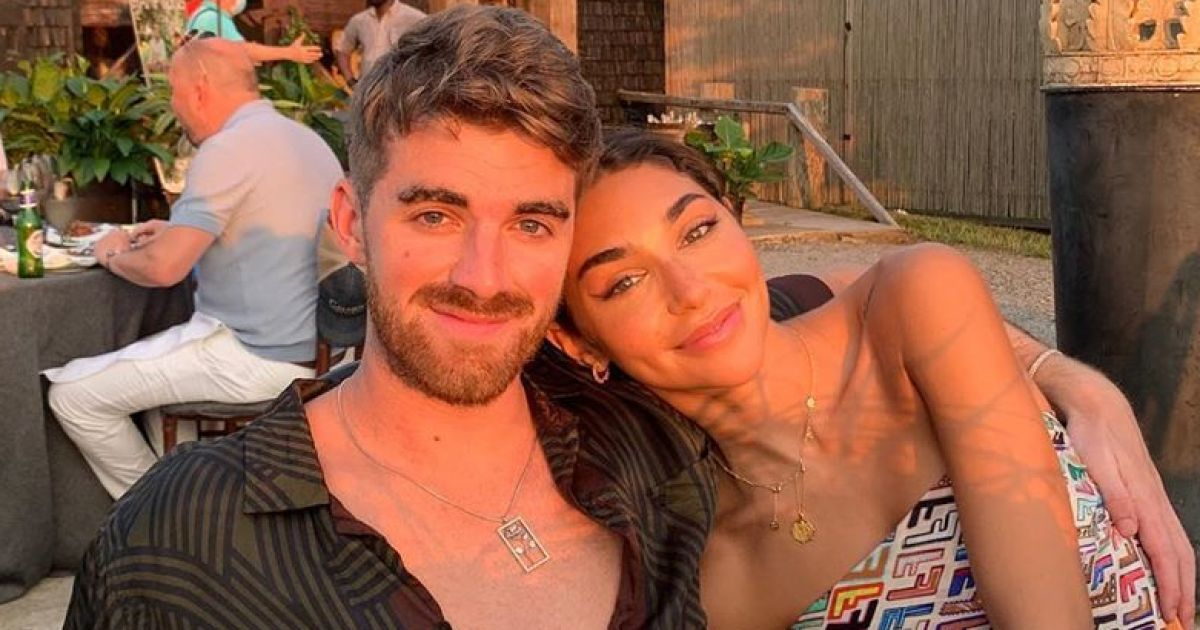 Chantel Jeffries Is Dating Chainsmokers' Drew Taggart