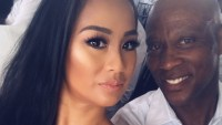 Basketball Wives' CeCe Gutierrez and Byron Scott, More Celeb Weddings of 2020