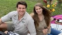 Bindi Irwin Gushes Over Chandler Powell Incredible Honeymoon Surprise