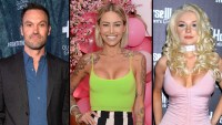 Brian Austin Green Explains Tina Louise Lunch and Bizarre Courtney Stodden Video