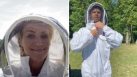 Carrie Underwood and Husband Mike Fisher Make Their Own Honey