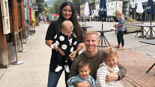 Catherine Giudici and Sean Lowe's Family Album