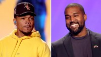 Chance the Rapper Defends Kanye West's 2020 Presidential Campaign