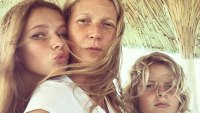 Gwyneth Paltrow Gave Son Moses a Boob Puzzle Just for Fun