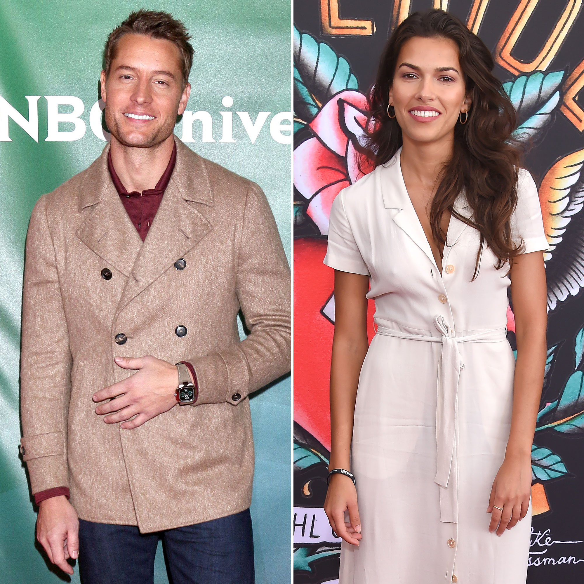 Justin Hartley and Sofia Pernas' Relationship Timeline