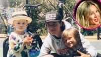 Kate Hudson Shares Rare Photo of All Three of Her Kids in L.A 2