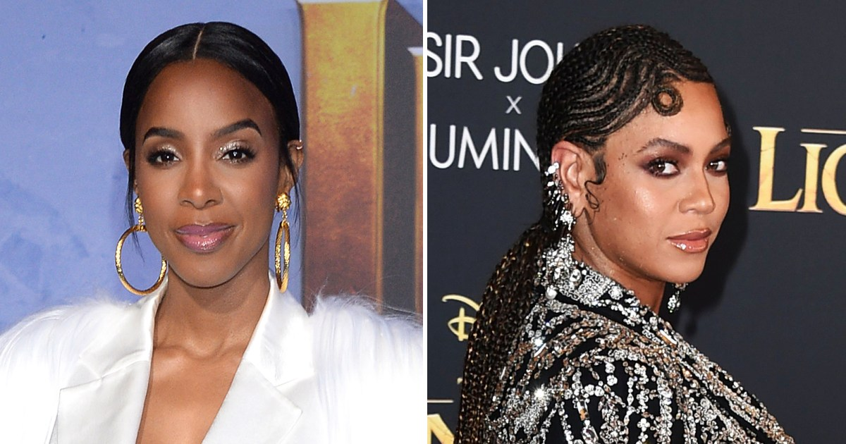 Kelly Rowland Says She Was Overshadowed by Beyonce for 'A Whole Decade'