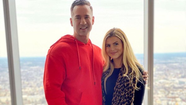 Lauren Sorrentino and Mike The Situation Sorrentino Have Seen This Jersey Shore Costar the Most Amid Quarantine
