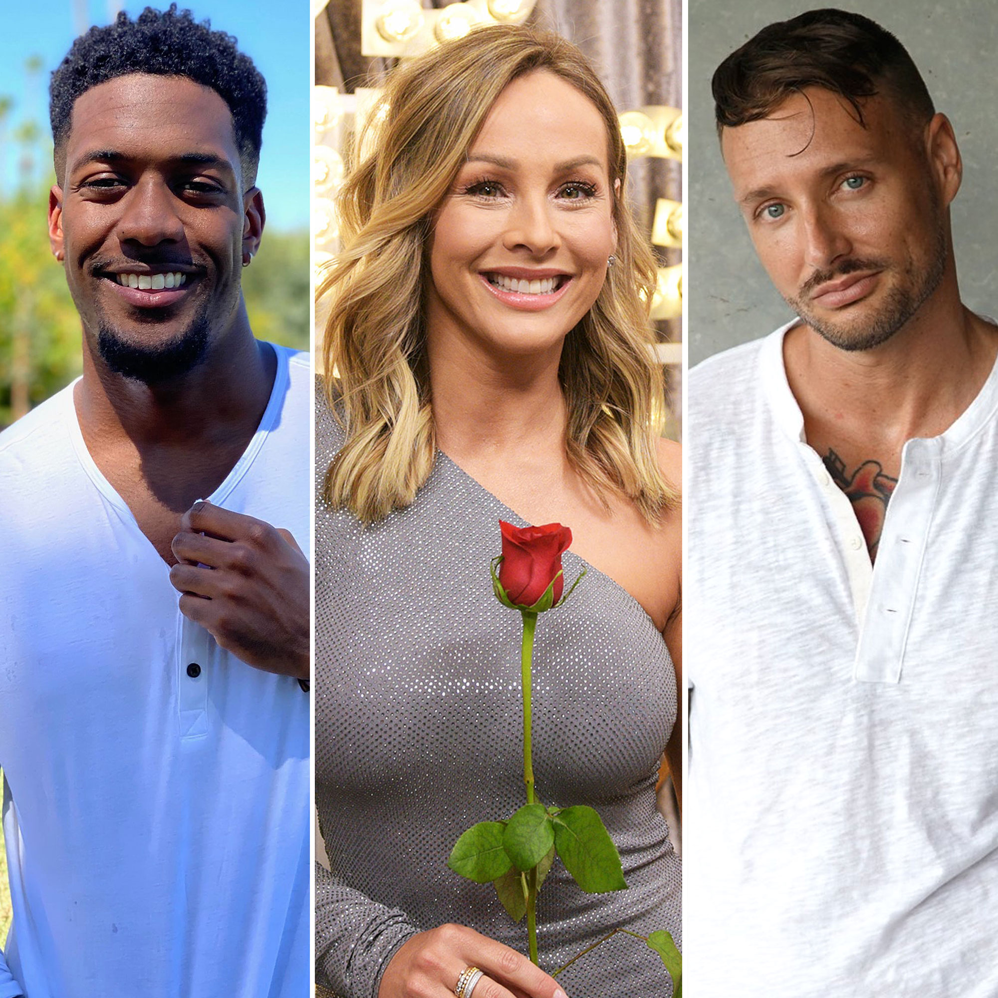 Meet the New Suitors on Clare Crawley's Season of 'The Bachelorette'
