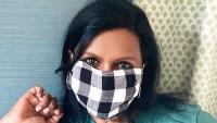 Mindy Kaling Stars Wearing Masks