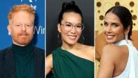 Jesse Tyler Ferguson Ali Wong More Stars Who Love Padma Lakshmi