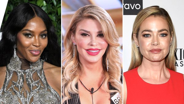 Naomi Campbell Sides With Brandi Glanville in Denise Richards Alleged Hookup Drama