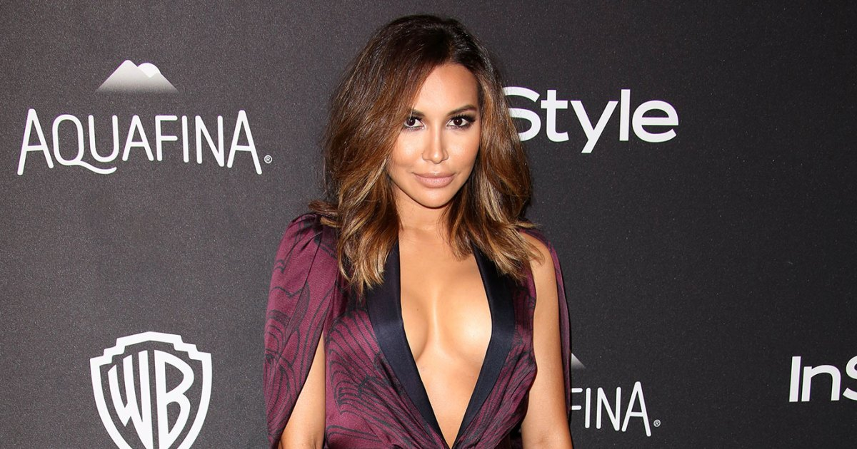 Naya Rivera's Family Sues California County Over Her Death - cover