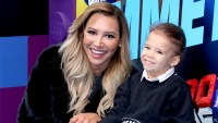 Naya Rivera Sweetest Moments With Her and Ryan Dorsey Son Josey 1