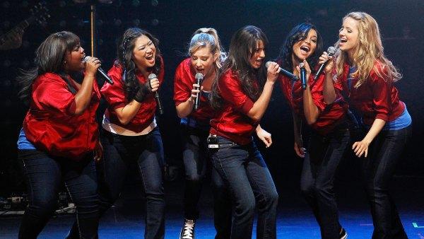 Naya Rivera and Her Glee Costars Were Like a Family