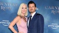 Pregnant Katy Perry Grateful Orlando Bloom Has Already Had a Test Run With Son