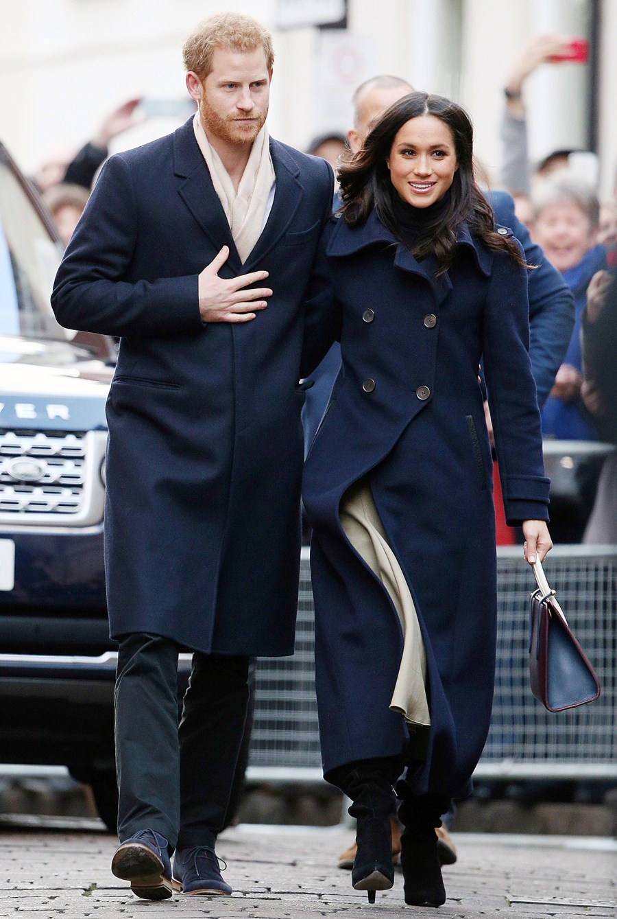 Prince Harry and Meghan Markle Shut Down Sussex Royal Charity