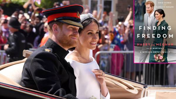 Promo Finding Freedom Book Revelations About Prince Harry Meghan Markle