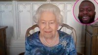 Queen Elizabeth Giggles During Video Call With Jamaican Bobsledder
