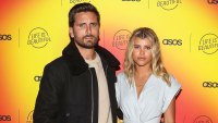Sofia Richie Hang Out With Scott Disick at His House After Split