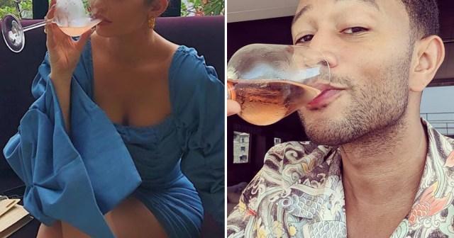 Stars Who Love Pink Rose Wine: Kylie Jenner, John Legend and More.jpg
