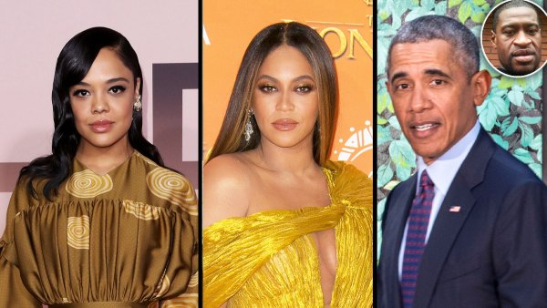 Tessa Thompson Beyonce-Obama-And-More-Demand-Justice-For-George-Floyd-056