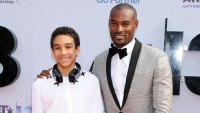 Tyson Beckford Describes Coparenting With Son Jordans Incredible Mom April Roomet