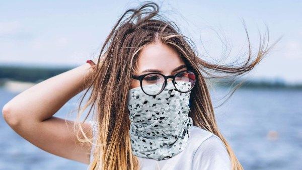 EXski UV Face Mask