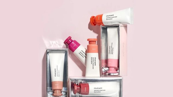 glossier cloud paint best dupes makeup skincare