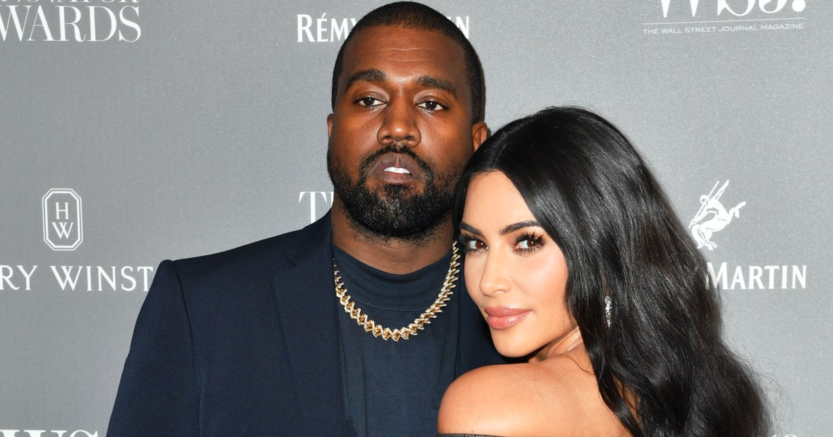 Kim Kardashian Returns to L.A. After Visiting Kanye West in Wyoming