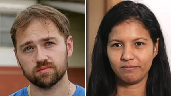 '90 Day Fiance' Star Paul Staehle Claims Estranged Wife Karine Martins Put Broken Glass in His Food