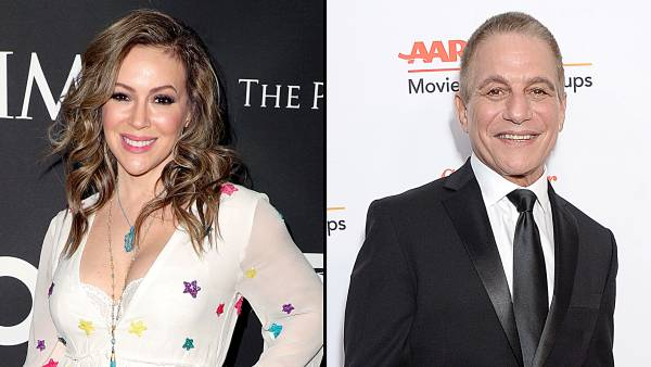 Alyssa Milano Tony Danza Reuniting Whos The Boss Reboot