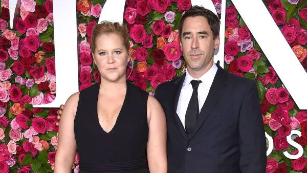 Amy Schumer and Chris Fischer Sex Life as New Parents