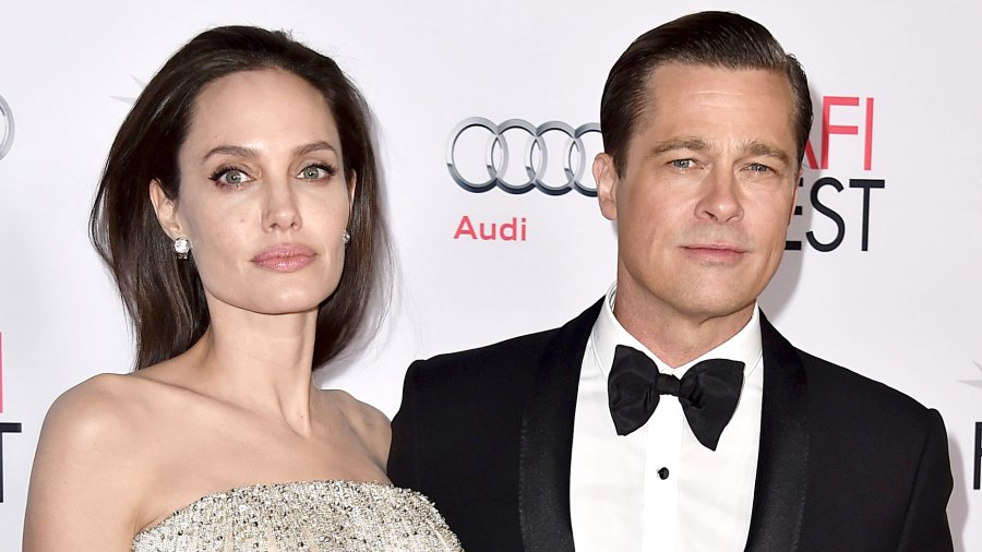 Angelina Jolie Brad Pitt Older Kids Are Acutely Aware Messy Divorce
