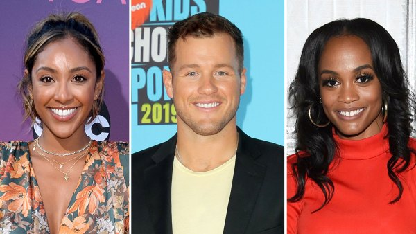 Bachelor Nation Stars React Tayshia Adams Is the Bachelorette