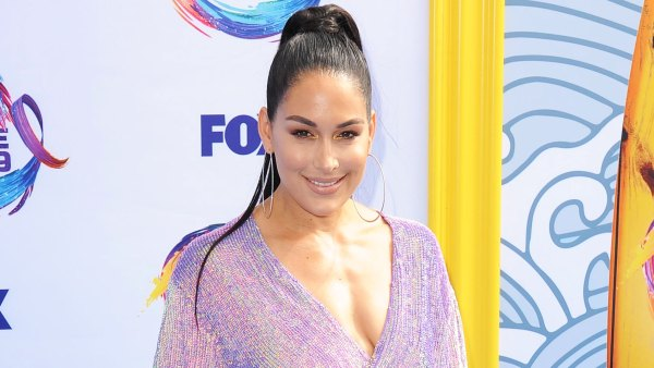Brie Bella Cant Believe Its Been a Week Since Giving Birth to Baby Boy