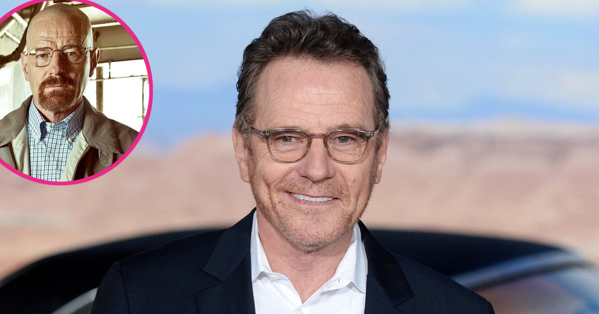 Bryan Cranston: I Would Reprise Walter White on 'Better Call Saul' in 'a Second'