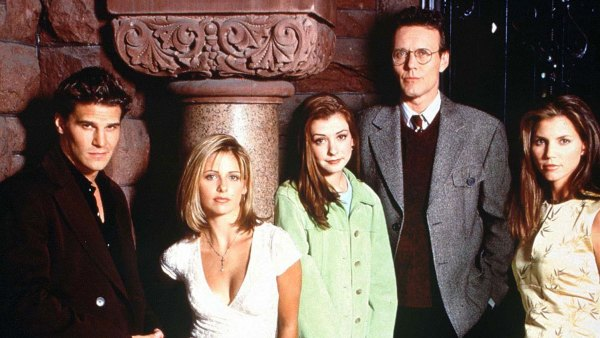 Buffy the Vampire Slayer Cast Where Are They Now