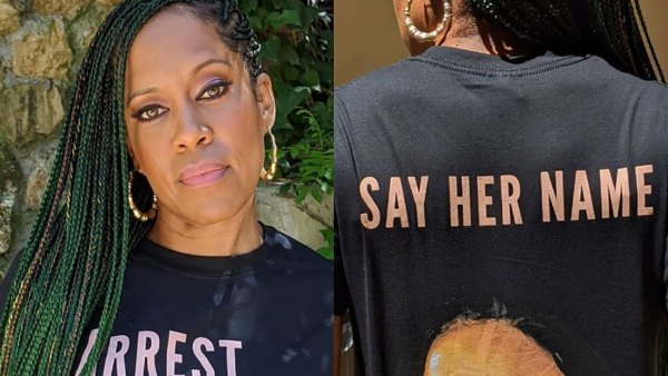 The Black T-Shirt With a Message Celebs Are Wearing All Over IG