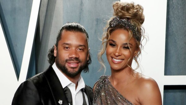 Ciara Explains Inspiration Behind Her and Russell Wilson's Newborn Son Win's Name