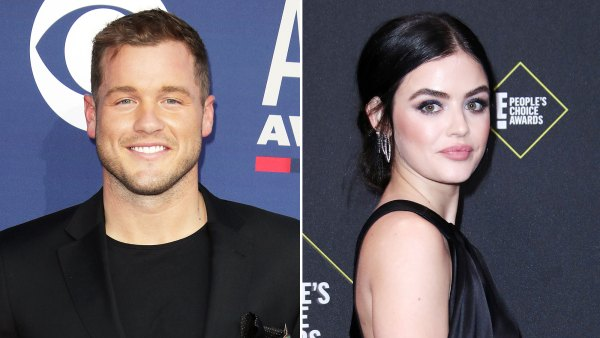 Colton Underwood Confirms Hes Single Amid Lucy Hale Romance Rumors