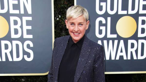 Ellen DeGeneres Celebrities React To Ellen DeGeneres Allegations