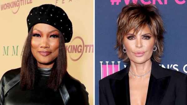 Garcelle Beauvais Shades Lisa Rinna for Dancing Nearly Naked