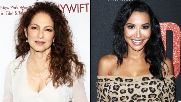 Gloria Estefan Glee Alums React to Naya Rivera Death