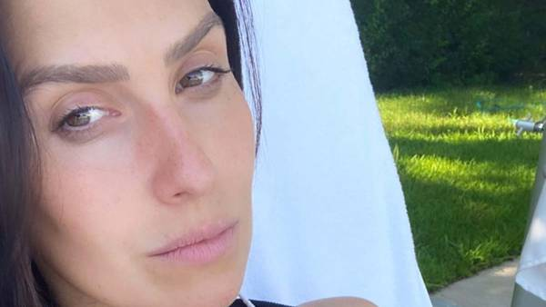 Pregnant Hilaria Baldwin Says It's 'So Hard to Get Up' in 3rd Trimester