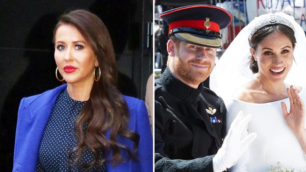 Jessica Mulroney Deletes Throwback Photo From Meghan Markle and Prince Harry Wedding