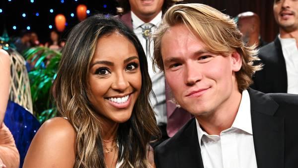 John Paul Jones Is Really Happy for Tayshia Adams Amid Bachelorette News