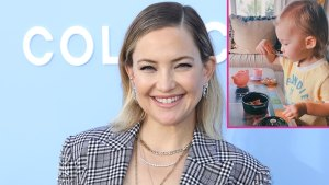 Kate Hudson Bakes 'Yummy' Peach Pies With Daughter Rani Using an 'Easy' WW Recipe
